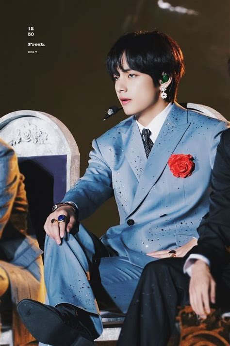 times bts taehyung looked super attractive   suit