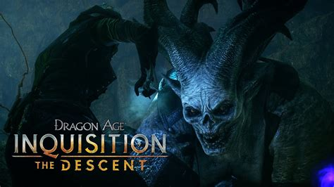 age inquisition official trailer the descent dlc
