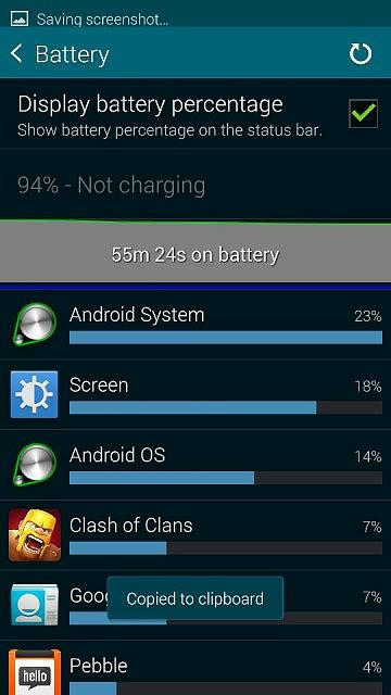battery android system  high android forums