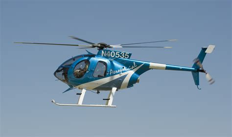 MD 530F Cayuse Warrior - MD Helicopters
