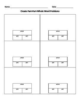 part part  models  solve addition