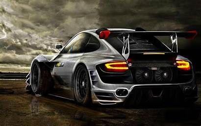 Wallpapers Cars Awesome 3d Looking