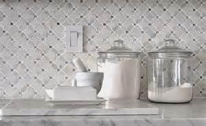 French Country Cottage Kitchen Backsplash