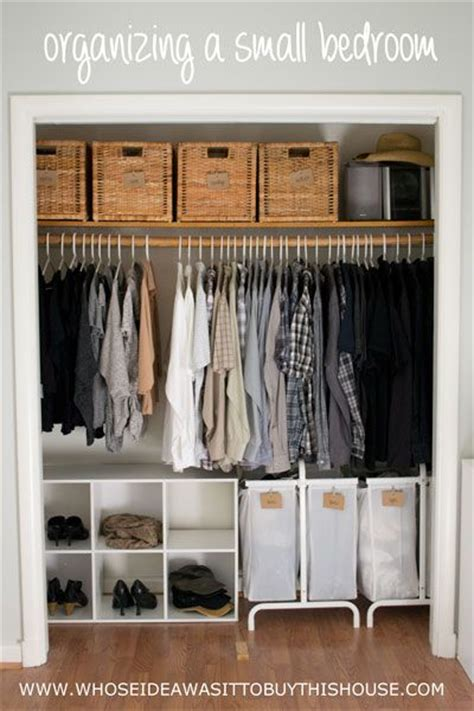 1000 ideas about small bedroom storage on
