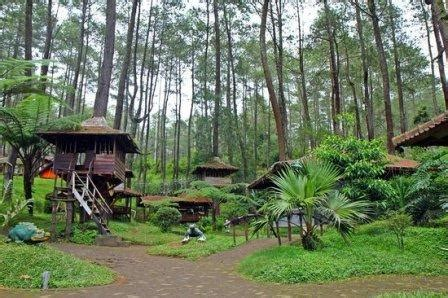 tempat wisata  lembang bandung  populer wajib