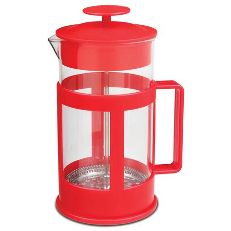 The bodum replacement mesh is made of 18/10 stainless steel. Zip 1000ml Coffee Plunger red   Briscoes NZ
