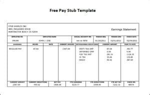 Contractor Paysheet Template Excel by Free Contract Templates Word Pdf Agreements
