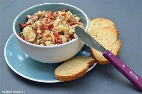 cuisiner maquereau rillettes de maquereau fumé aux pommes de terre et aux