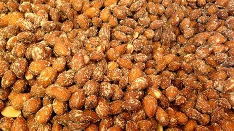 gebrannte mandeln light ohne dicke zuckerkruste rezept