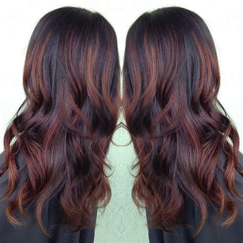 ombre hair styles best 25 cinnamon hair colors ideas on 8320