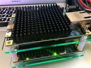 Parallella/Raspberry Pi Cluster Computing - scattershot