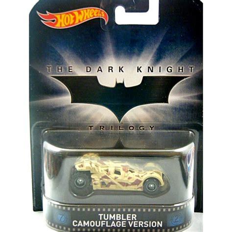 hot wheels batman  dark knight tumbler batmobile