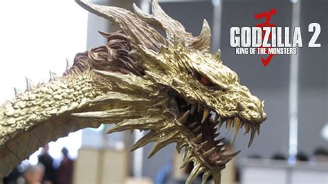 New Godzilla 2 King Of Monsters Leak