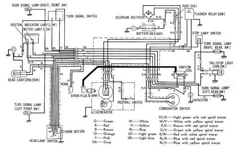 honda vfr 750 wiring diagram
