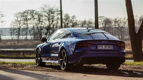 2017 Audi Rs7 Performance  Start With Launchcontrol