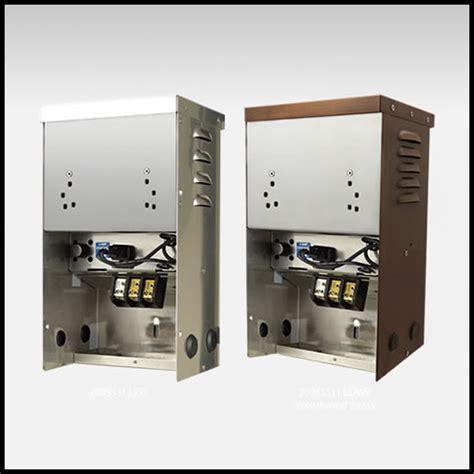 840w i 12v transformer for low voltage outdoor