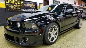 2008 Ford Mustang Roush 427R Supercharged for sale #110386 | MCG