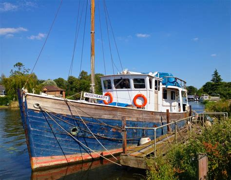 Puzzle Boat by Boat On The Thames Jigsaw Puzzle In Puzzle Of The Day