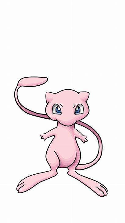 Pokemon Mew Drawing Draw Easy Clipart Simple