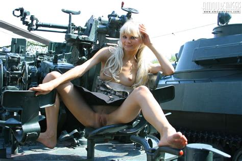 Military Girl Sveta By Amour Angels Erotic Beauties