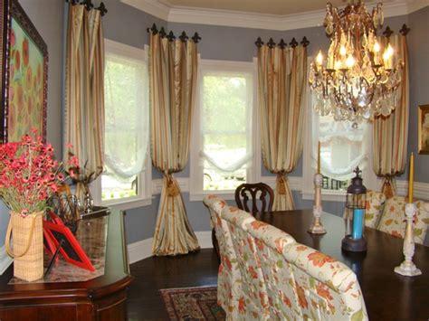 Drapes Dallas - custom drapery panels traditional window treatments