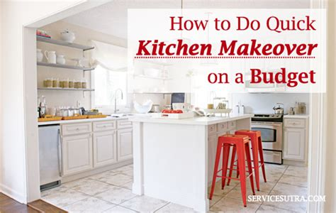 kitchen makeover on a budget kitchen makeover on a budget here s how to get it 8350