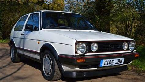Volkswagen Golf Gti Mk2 Type 19 Stunning And