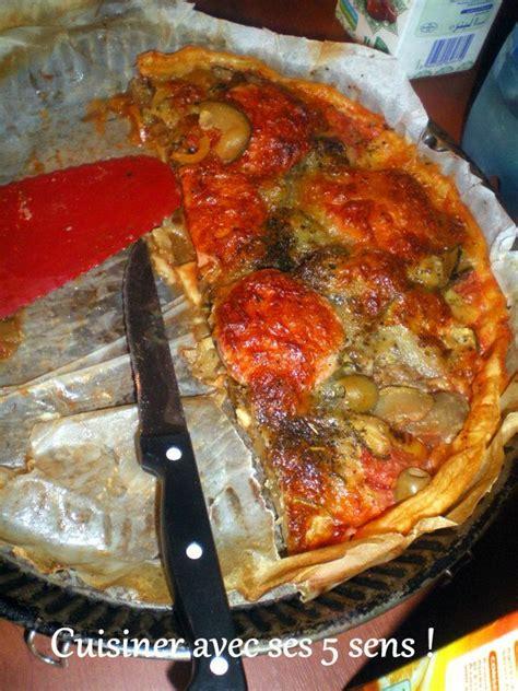 cuisiner la seche tarte ensoleillée aux légumes grillés et au boeuf séché