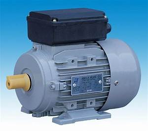 Single Phase Induction Motor - My Series