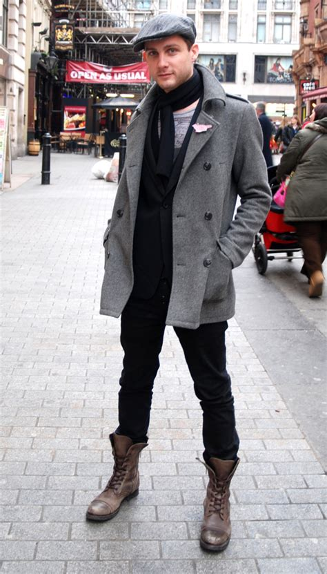 Is it ever ok for men to tuck pants in boots? | Styleforum