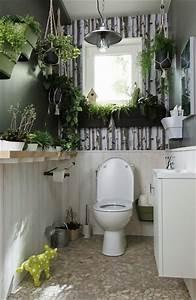 deco wc et idees pour embellir les petits coins deco cool With decoration de toilettes zen