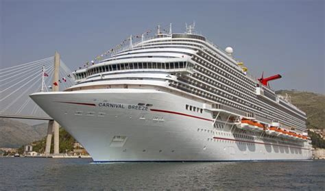 Carnival Breeze Reviews  Carnival Cruise Lines Reviews