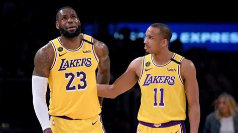 Avery Bradley Cryptic on Accepting Ring if Lakers Win NBA ...