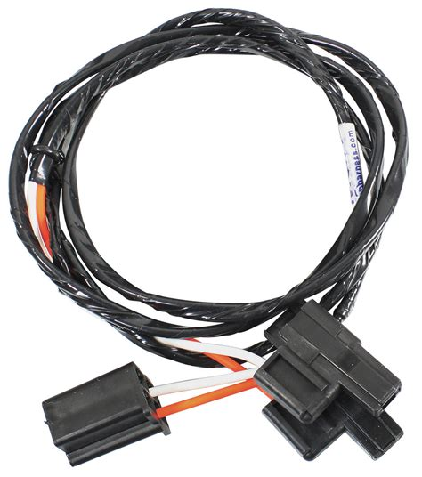 Pontiac Gto Wiring Harnes by 1964 65 Gto Console Wiring Extension Harness 4 Spd By M