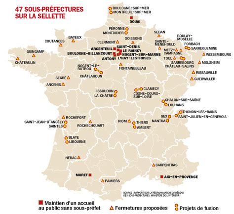 sous préfecture de commercy ces sous préfectures qui seraient effacées de la carte
