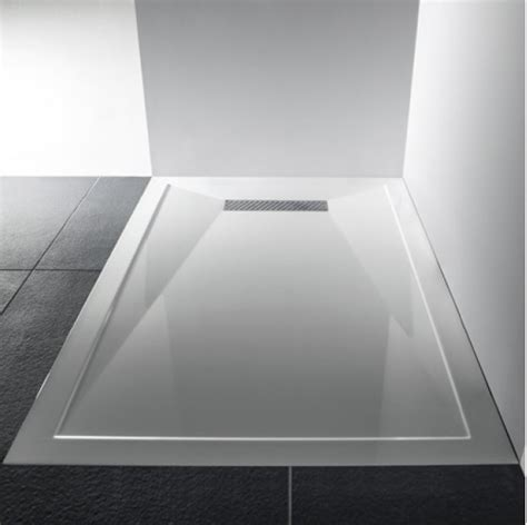mm ultra slim shower tray