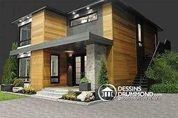 High quality images for plan maison contemporaine quebec 802desktop.ga