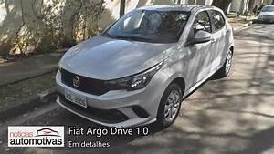 Fiat Argo Drive 1 0 - Detalhes