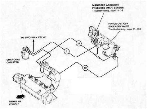 Crx Map Sensor Wiring by Should These 2 Connect Honda Tech Honda Forum Discussion