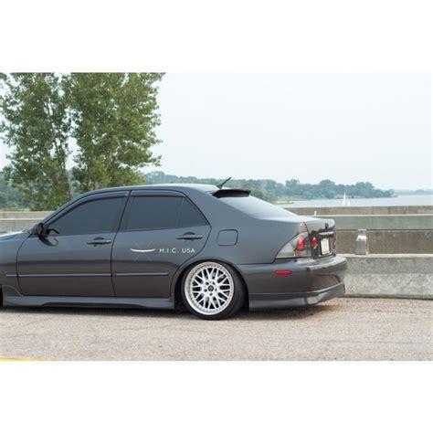 lexus is300 jdm 01 05 lexus is300 jdm style rear roof visor