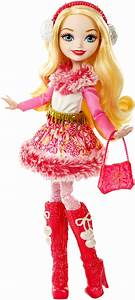 Ever After High™ Epic Winter Apple White™ Doll - Shop Ever ...