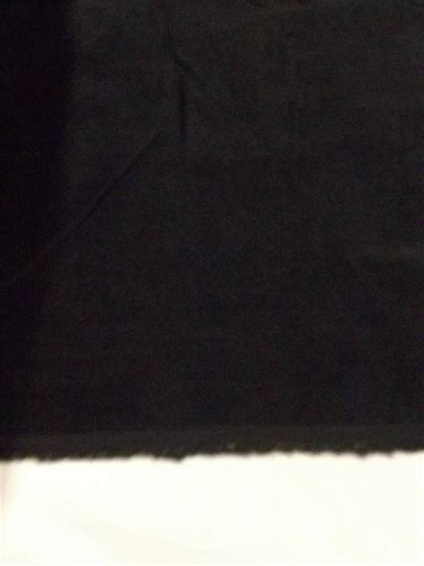 Velour Upholstery Fabric by Stretch Black Cotton Velvet Velour Fabric Upholstery