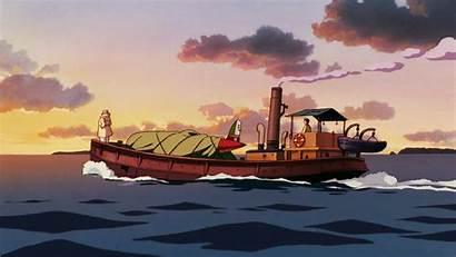 Ghibli Miyazaki Porco Hayao Rosso Wallpapers Studio