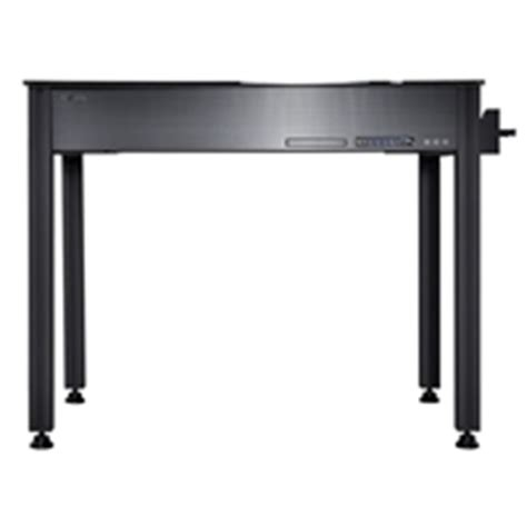 Micros Help Desk Nj by Lian Li Dk Q2x Aluminum Computer Desk Atx Chassis 765354