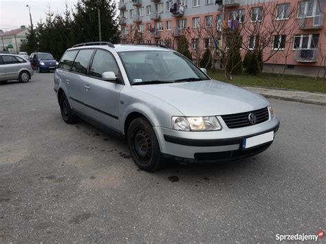 vw passat kombi gebraucht diesel vw passat b5 kombi 1998 r diesel 110 km dębica sprzedajemy pl