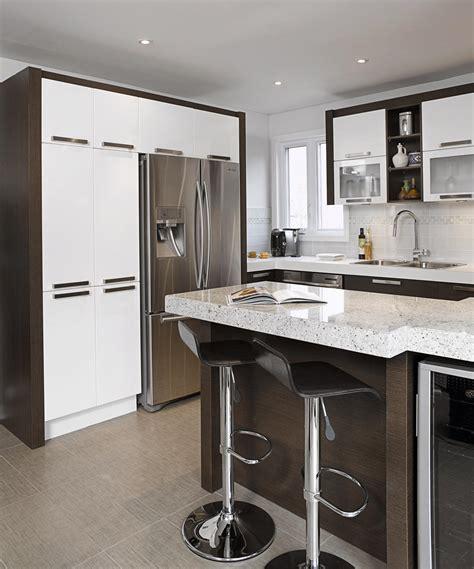 cuisine et comptoir cuisine blanc comptoir noir photos de design d 39 intérieur