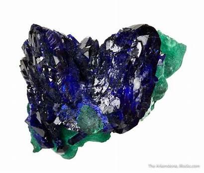 Mineral Azurite Specimen Malachite Minerals Order Mine