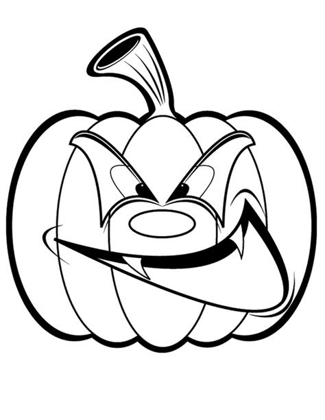 jack  lantern  printable coloring pages