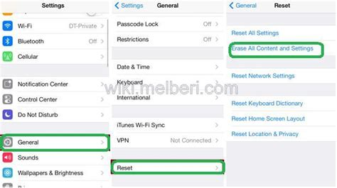 how to reset iphone 5 to factory settings how to reset iphone 6 7 4s 5 to factory settings