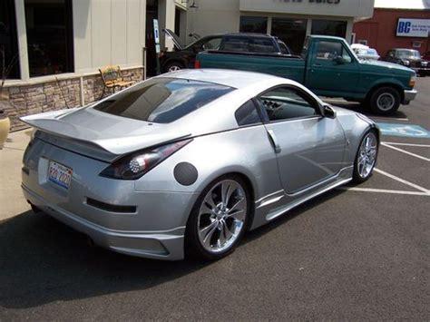 Buy Used 2005 Nissan 350z Base Coupe 2-door 3.5l Custom